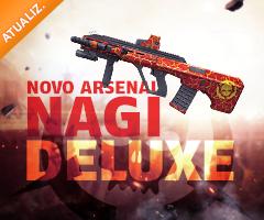Novo Arsenal Nagi-Deluxe