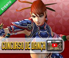 Concurso de Dança
