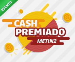 Cash Premiado - Julho