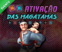 Ativação de Magatamas