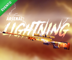 Novo Arsenal Lightning