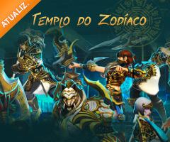 [Atualização] Templo do Zodíaco
