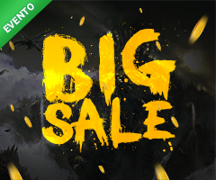 Big Sale - Maio!