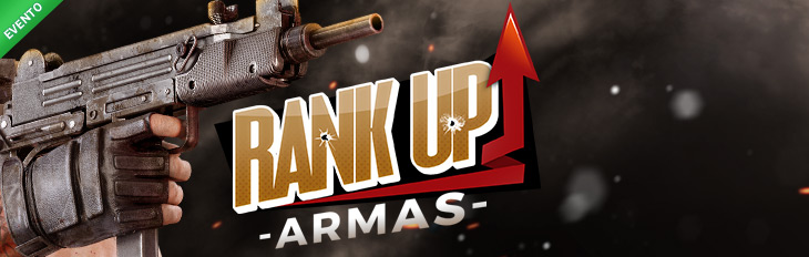 Rank UP Armas - Latin Championship