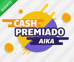 Cash Premiado - Maio