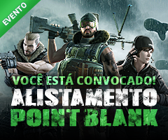 Alistamento Point Blank