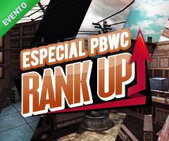 Rank UP - Especial PBWC