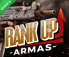 Rank UP Armas - Lightning